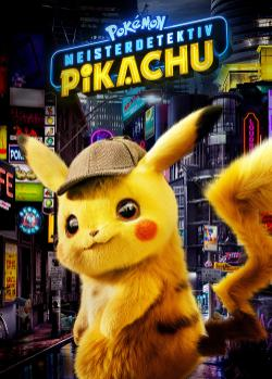 Pokémon Meisterdetektiv Pikachu - Warner Bros International Television Distribution Inc.